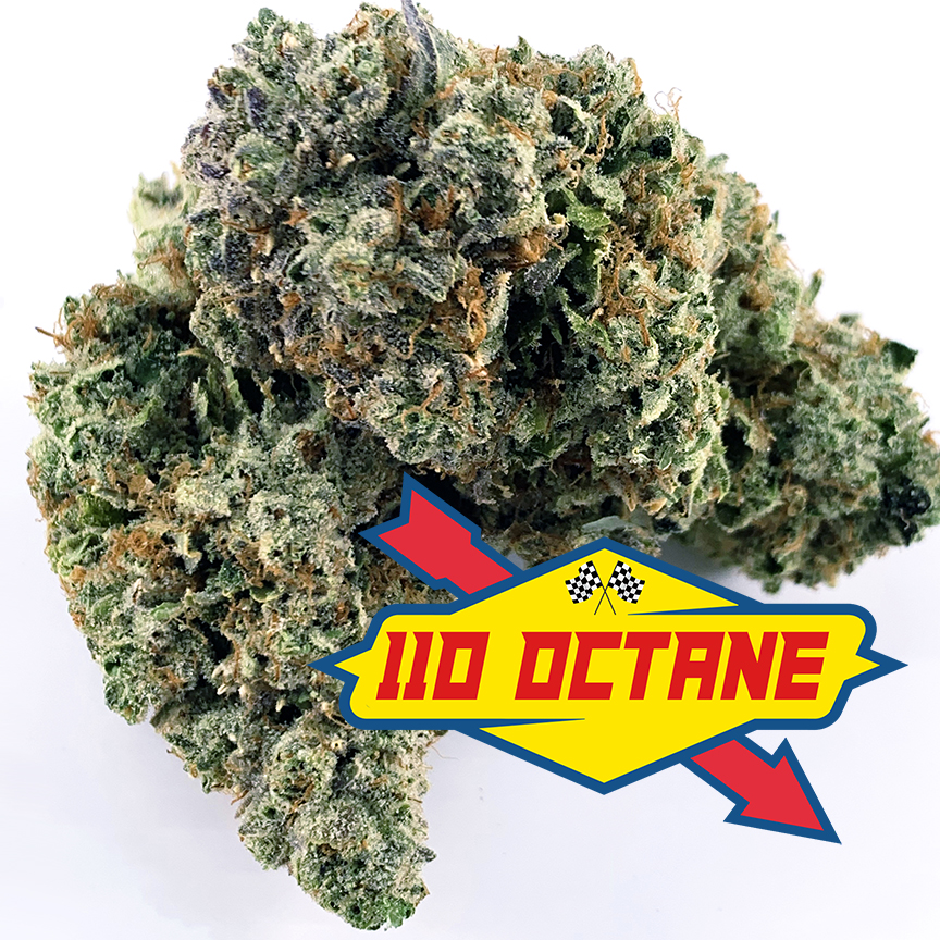 110 Octane with name